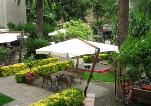 hotel con giardino a sanremo riviera dei fiori